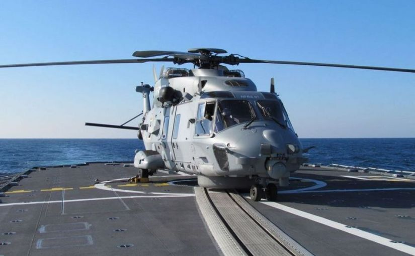 Add-Mission delivers NH-90 interfacelashings